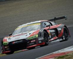ゼッケンナンバー21 Audi Team Hitotsuyama